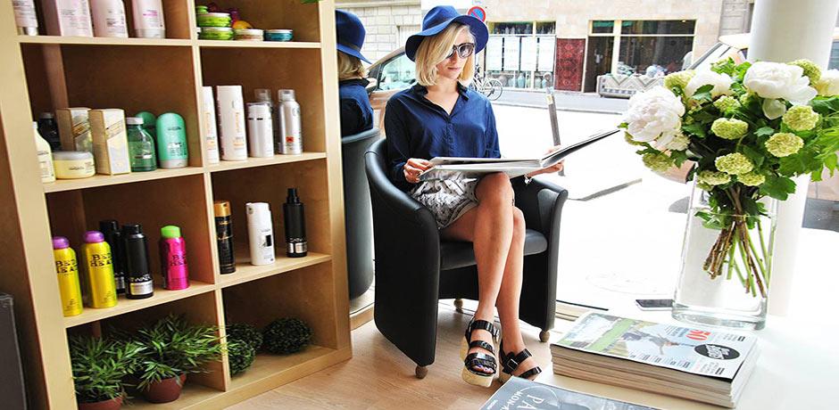 Salon de coiffure, 5ème Paris | L\'air de Famille